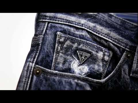 GUESS Denim is Our World: The Art of Denim
