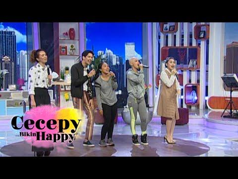 All Artis Bahagia Nyanyi Lagu 'Bahagia' [Cecepy] [4 Apr 2016]