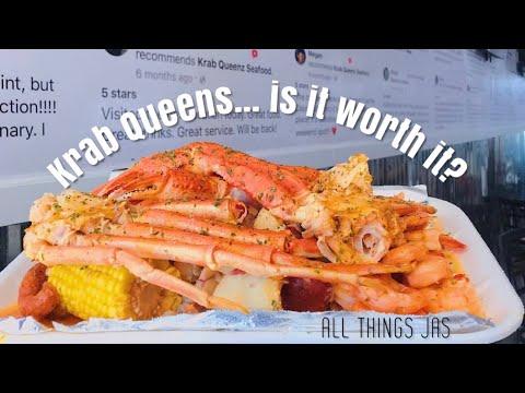 Krab Queenz Houston...IS IT WORTH IT? (HONEST REVIEW!!)