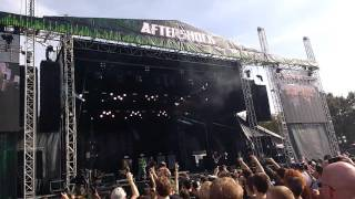 All That Remains  - This Probably Won't End Well Aftershock 2015