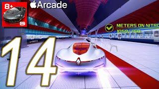 Asphalt 8 Airborne+ Apple Arcade Walkthrough - Part 14 - Season 4: Elite