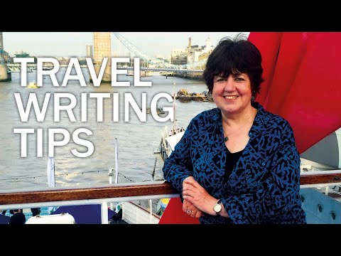 Wanderlust travel writing tips Pt. 1
