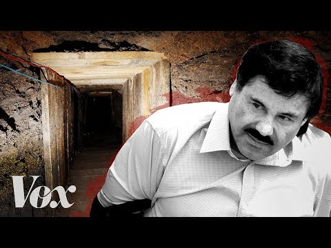 El Chapo's drug tunnels, explained
