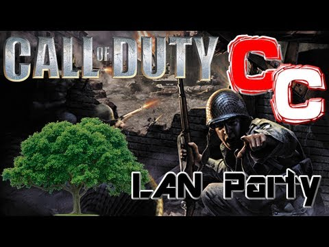 Computer Club LAN Party: Call of Duty 1