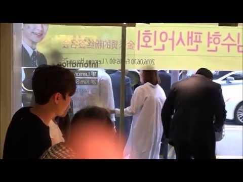 150610 김수현 레모나팬사인회