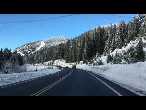 Cypress Mountain drive