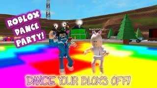 ROBLOX Dance Party! PLAY IT NOW!