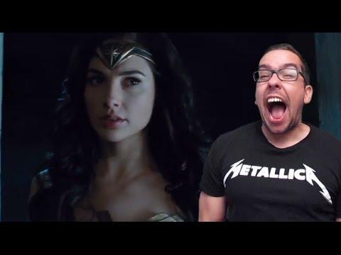 Final Wonder Woman Trailer Reaction