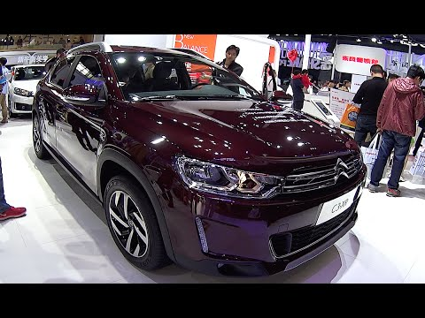 2016 2017 citroen c3 xr compact suv review youtube. Black Bedroom Furniture Sets. Home Design Ideas