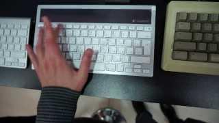 Три клавиатуры Logitech для iPad Air/iPad mini