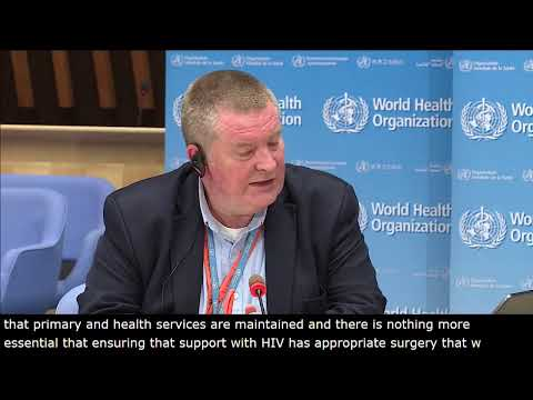 Live from WHO Headquarters - COVID-19 daily press briefing 11 May 2020