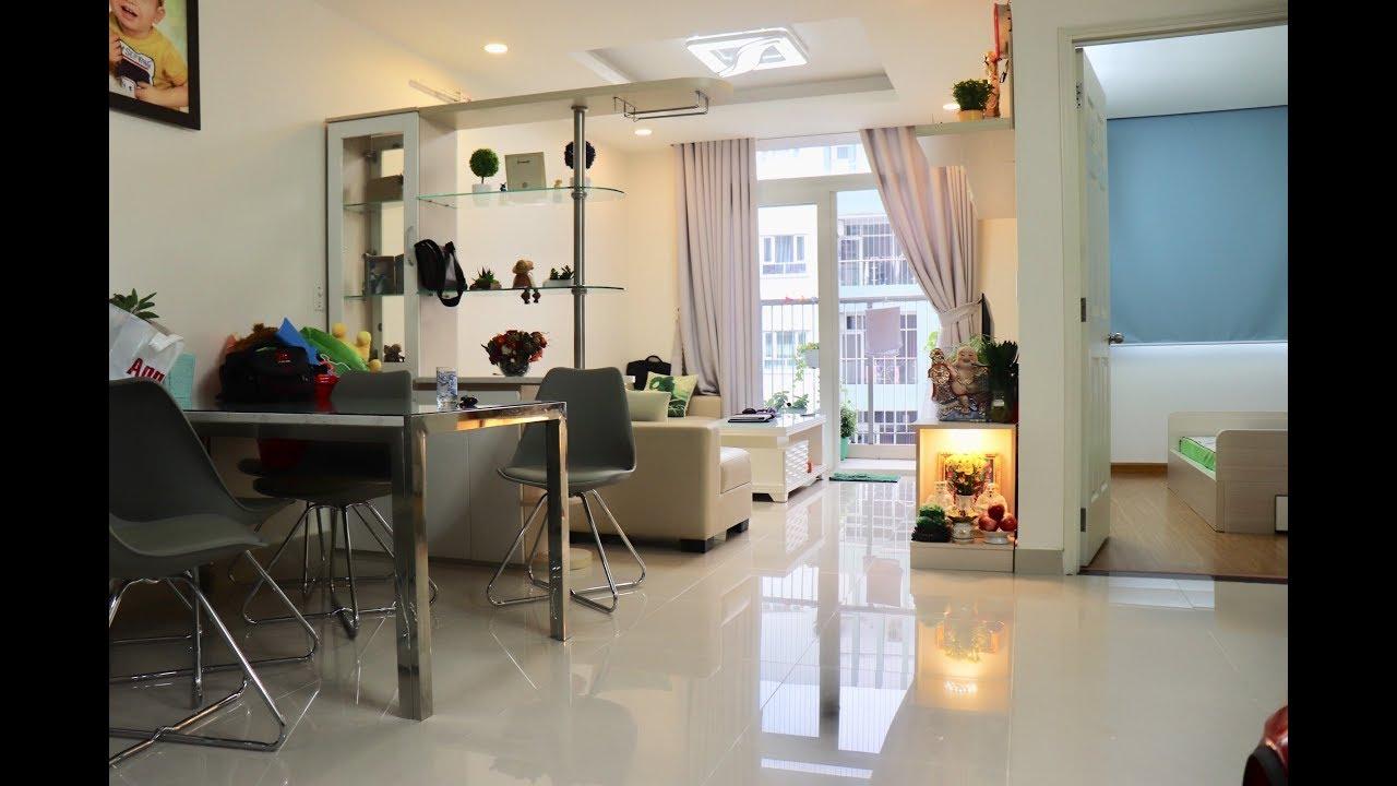 Nhà bán Gò Vấp l Bán căn hộ chung cư Hà Đô thiết kế đẹp nội thất cao cấp Nguyễn Kiệm phường 3 Gò Vấp