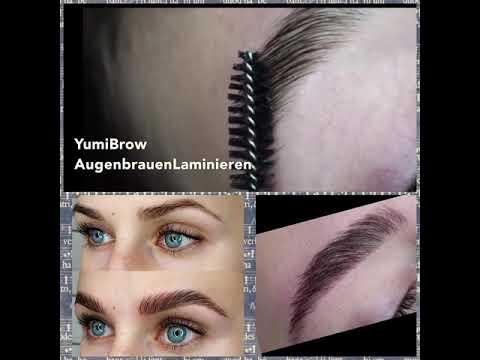 Yumi Brows / Auenbrauenlaminierung