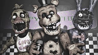 Five Nights At Freddy 39 S Song Fnaf Sfm