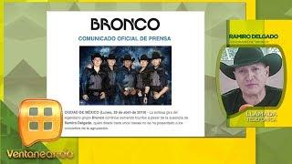 Ramiro de Bronco relata desde cuándo comenzó a fracturarse la relación con Lupe Esparza.