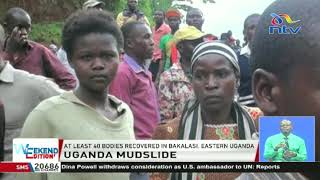 At least 40 bodies recovered in Bakalasi, Eastern Uganda after mudslide