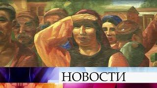 видео В ГМИИ им. А.С. Пушкина в рамках программы «Доступный музей» представлена первая в России карта сенсорной безопасности музейного пространства