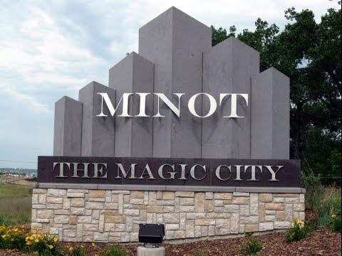 Tour of Minot North Dakota