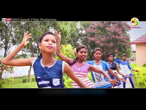 New Santali Video 2018 Album Sangin Dishom Sangat Pere,Song Pancher Dhati KORA Subrata & Sonali