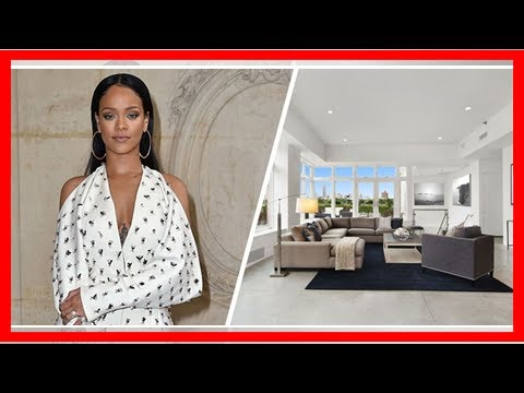 Rihanna nyc apartment for sale - celebrity homes