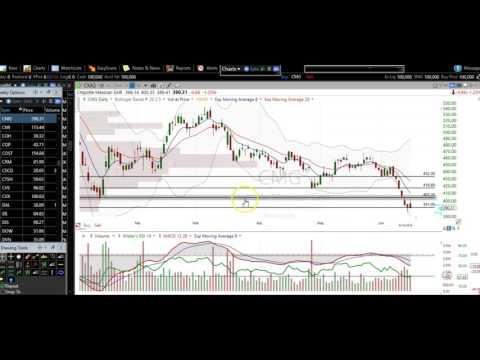 Stock Market STock Chart Technical Analysis WYNN SCTY TWTR SBUX CMG AAPL FB FSLR