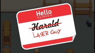 Laser Guy Walkthrough