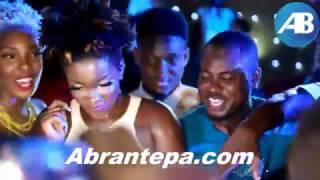 Ebony Reigns performs with her dad, Epixode and Abeiku Santana
