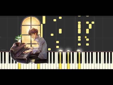 [deemo 2.4]Post-script piano(midi)