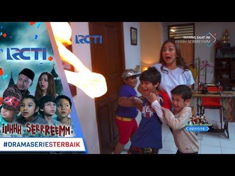 IH SEREM - Gawattt Bu Ranti & Anak anak Dikejar Bola Api [5 Januari 2018]