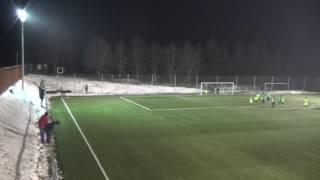 Příbram - Bohemians 1905 1:4 (0:2) - 2. poločas - PU 8.2. 2017