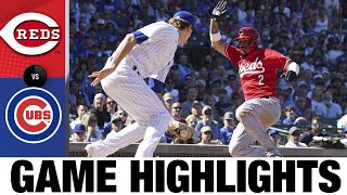 Reds vs. Cubs Game Highlights (9/6/21)