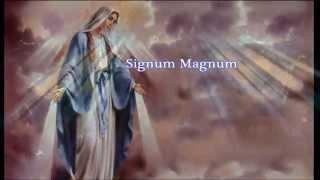 Signum Magnum A Great Sign Gregorian chant HD