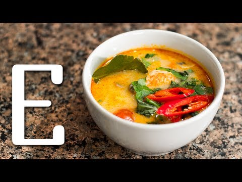 Том ям — рецепт Едим ТВ