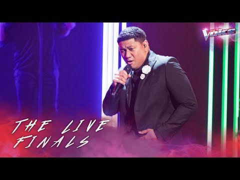 The Lives 1: Chang Po Ching sings Happy   The Voice Australia 2018