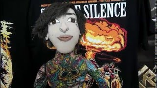 Tusytoy Mitch Lucker Suicide Silence by #TUSYTOYS
