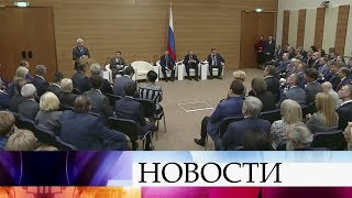 Новым руководителем единороссов вГосударственной Думе стал Сергей Неверов.