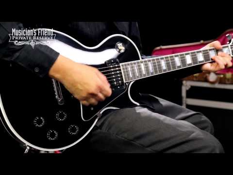 Gibson Custom 2015 Les Paul Custom Electric Guitar