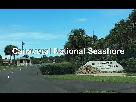 Canaveral National Seashore in 4k Ultra HD