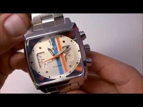 Men´s Watch Jaragar A569   Pánské hodinky Jaragar A569 - YouTube c68979d67cb