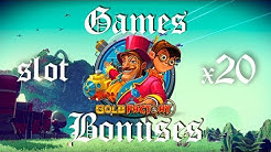 Review Gold Factory Slot Bonus Game Online