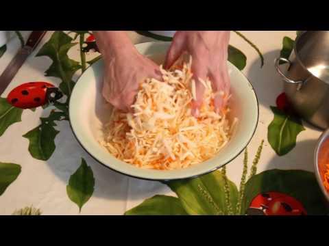 Квашение капусты в домашних условиях рецепты в кастрюле