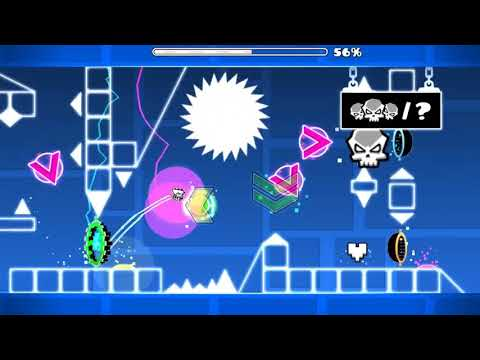 [EPIC LAYOUT #2] NK - Bass Down Low Layout By AkameShy | Geometry Dash 2.11
