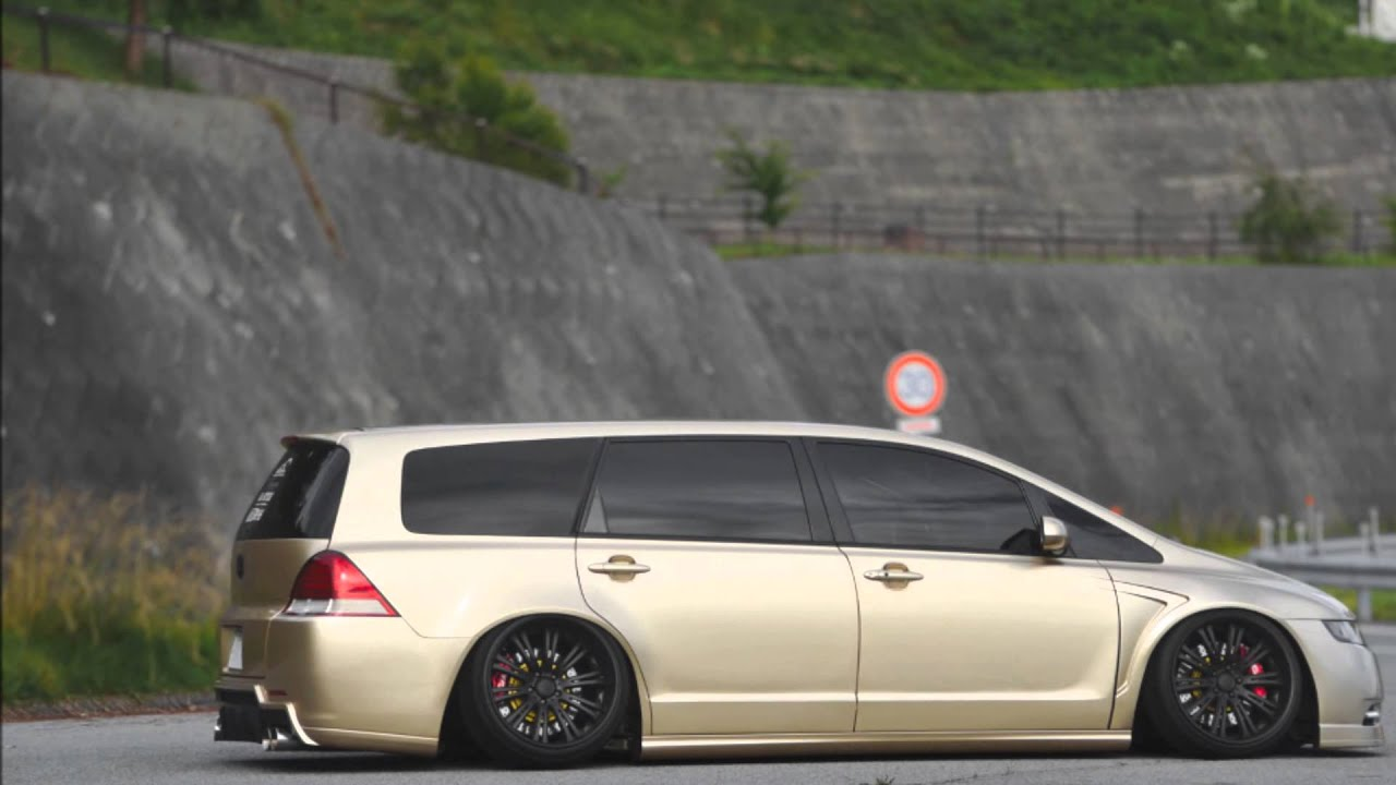made in japan yusaku 39 s awesome honda odyssey youtube
