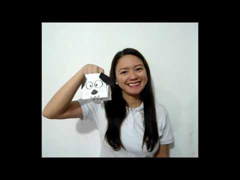DIY Paper Puppet - 10 Easy Steps (EDTECH)