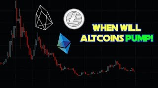 When will ALTCOINS pump!!! Are Altcoins dead? Altcoin Technical Analysis