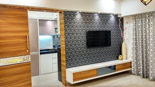 1 bhk home interior design idea by makeover interiors