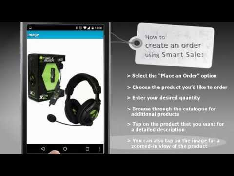 Smart Sale - A B2B revolutionary multi-platform purchase ordering solution