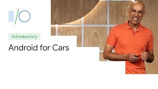 What's new with Android for cars (Google I/O'19)