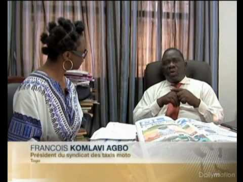 Togo : Zemidjan Taxi Moto Production de Africa24tv.com 2/2