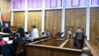 Griekwastad pre-sentecing commences